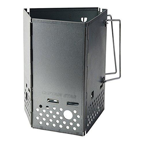 キャプテンスタッグ 炭焼名人 FD火起し器 大 M-6639 調理器具 バーベキュー Men'sLady's