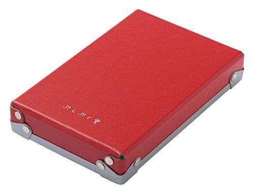 ぷんぷく堂 道具箱 あなたの小道具箱 赤 P-081