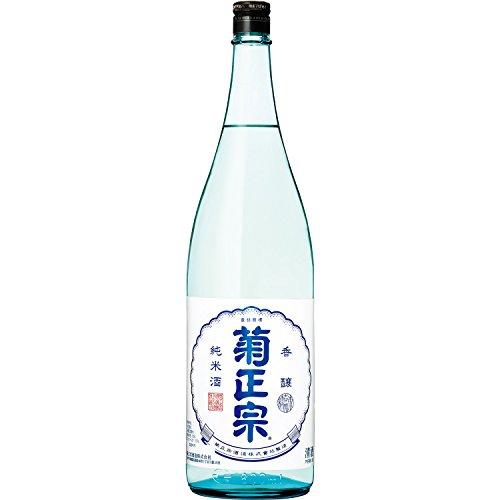 菊正宗 上撰 純米酒 香醸 瓶 1800ml