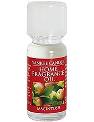 ヤンキーキャンドル ホームフレグランスオイル YANKEECANDLE  マッキントッシュ 10ml アメリカ製
