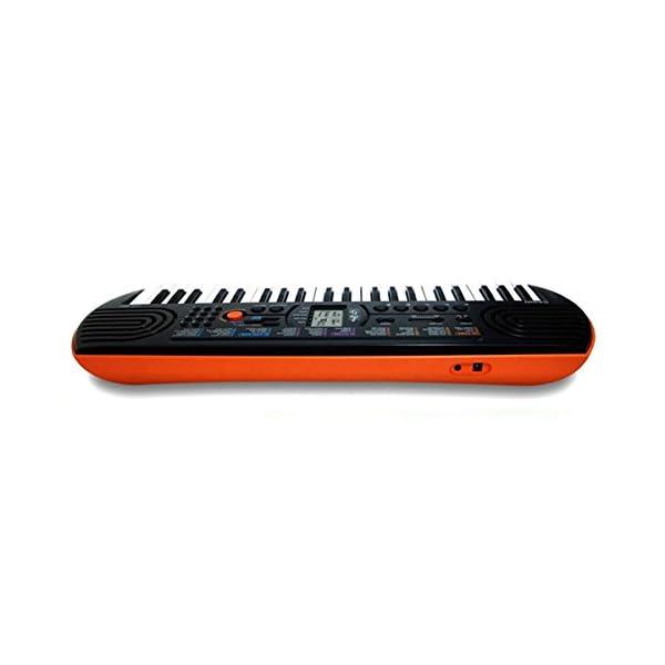 カシオ 電子ミニキーボード 44ミニ鍵盤 SA...の紹介画像2