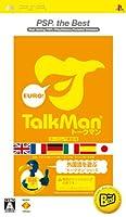 TALKMAN EURO ~トークマン欧州言語版~(ソフト単体版) PSP the Best