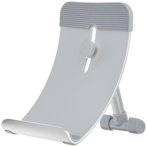 エレコム タブレット用スタンド アルミニウム素材 iPad・iPad Pro 10.5・iPad mini・Surface等  無段階角度調整 TB-DS004SV
