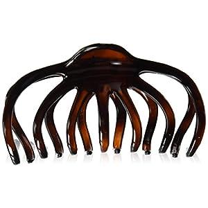 [キャラバン] Caravan ヘアアクセサリー ハンプ バンスクリップ 大きな波歯で髪をひとまとめに フランス製 3878
