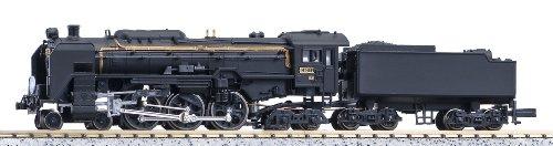 Nゲージ A9807 C62-15 急行「ニセコ」最終牽引機