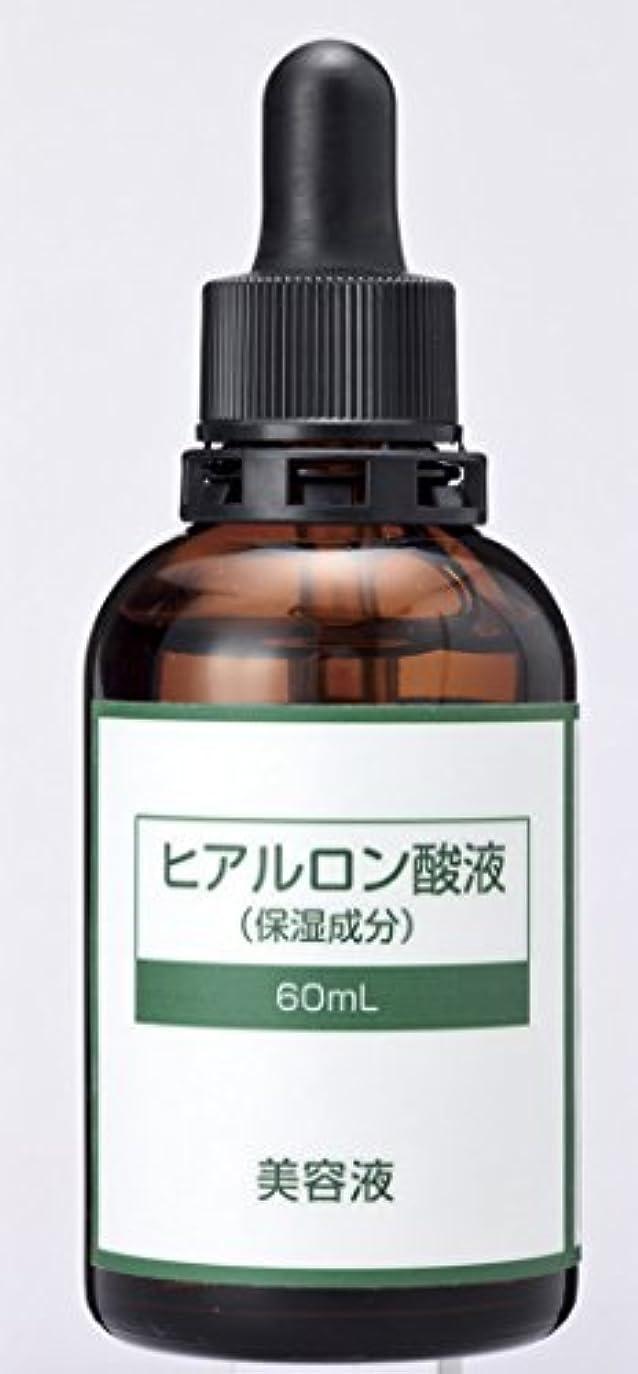 時間牧草地改修するヒアルロン酸液(美容液) 60ml