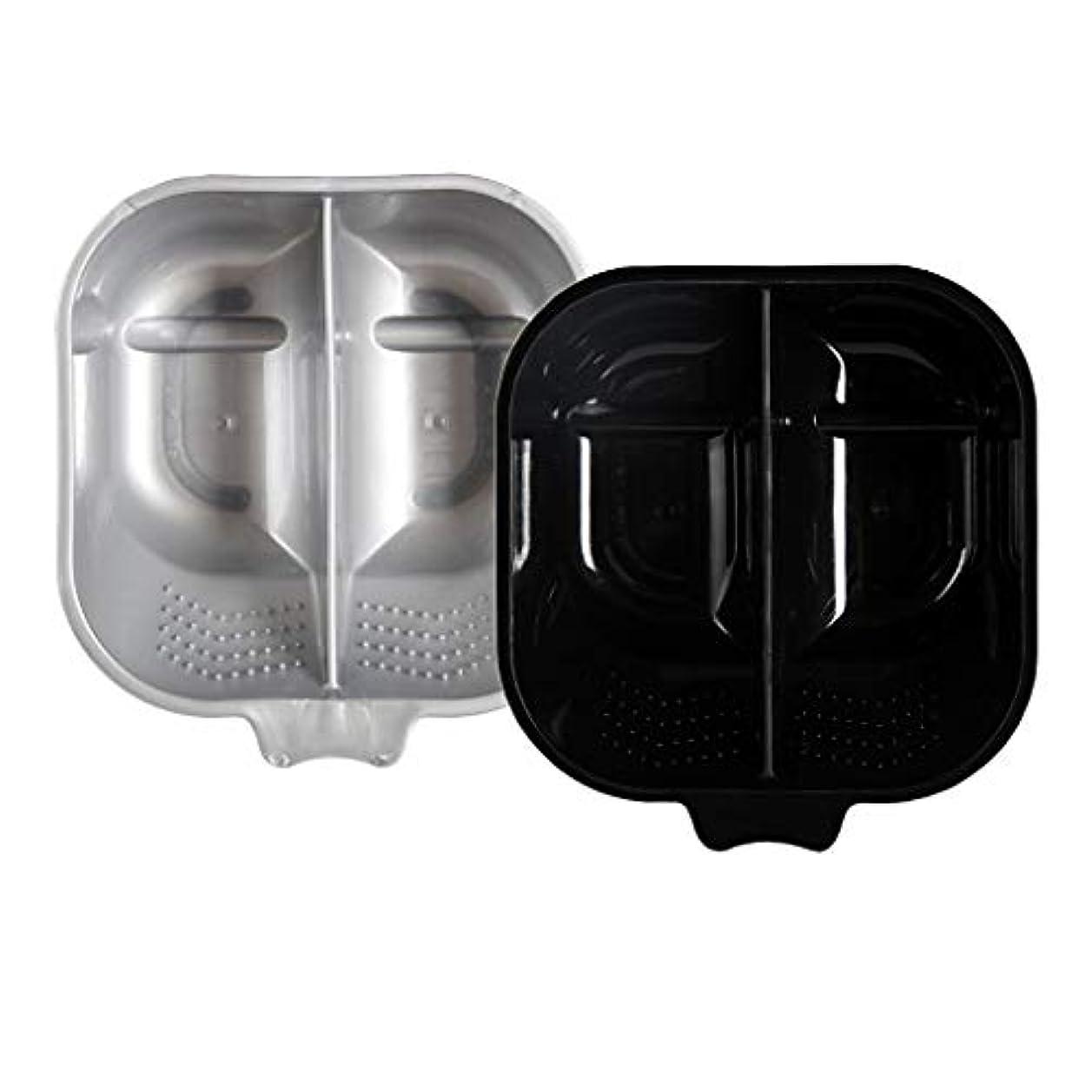 効率的昆虫汚れるToygogo 2個 髪染めボウル ヘアダイボウル ヘアカラーカップ ミキシングボウル