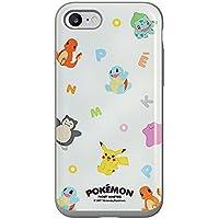〈iPhone7/8・アイフォン7/8〉 ポケモン スライド カード バンパー ケース ケース Pokemon Slide Card Bumper Case スマホ 携帯 スマートフォン ケース ダブル 二重 カード収納 スライド式 人気 可愛い スリム カバー 〔フレンズ・Friends〕