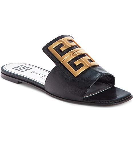 [ジバンシー] レディース サンダル4G Logo Slide Sandal (並行輸入品)