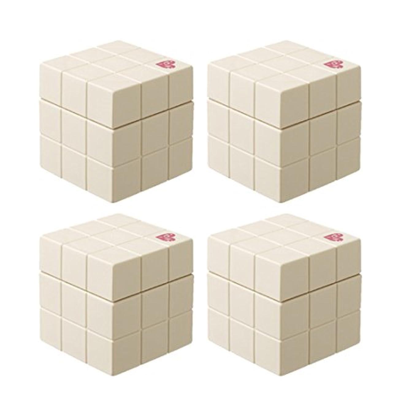 スクランブルサーマル明らか【x4個セット】 アリミノ ピース プロデザインシリーズ ニュアンスワックス バニラ 80g