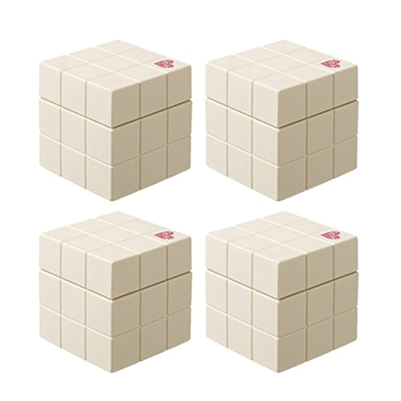 リールラリー膨らみ【x4個セット】 アリミノ ピース プロデザインシリーズ ニュアンスワックス バニラ 80g