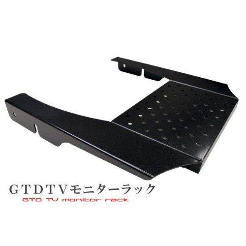 ロッソモデロ (rossomodello) 【GTDシミュレーター GTD-SPEC i専用】TVモニターラック