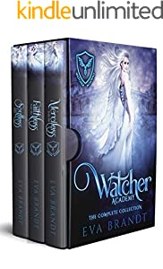 Watcher Academy The Complete Collection: A Reverse Harem Paranormal Boxset (English Edition)