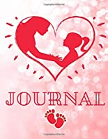 Journal: Save Every Magic Moment, As You Grow, New Mom Memory Book, Memory Journal for Moms, New Mom Gift Ideas