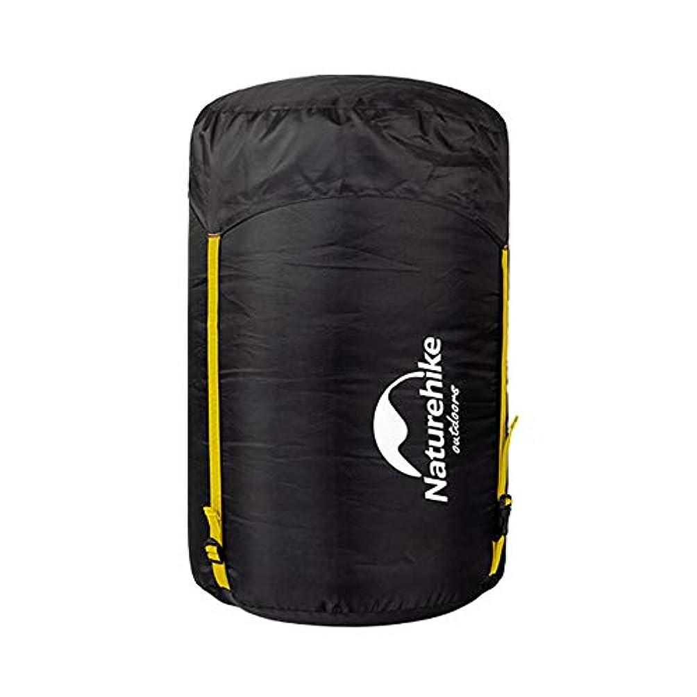 釈義抑制する石化する寝袋 収納袋 撥水 丈夫 圧縮袋 軽量 圧縮バッグ 収納袋 ス タッフバッグ ケース 耐摩耗 シュラフ 衣類が収納可能 防水 キャンプ アウトドア用