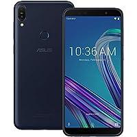 ASUS ZenFone Max Pro (ZB602KL) 3GB / 32GB 6.0インチLTEデュアルSIM SIMフリー [並行輸入品] (深海ブラック)
