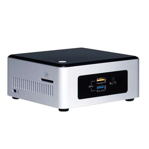 Intel NUC Pentium N3700搭載 小型PCベアボーン 2.5インチ対応 BOXNUCPPYH