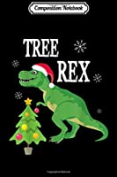 Composition Notebook: Dinosaur Tree Rex Christmas gift for Boys Kids Pajamas  Journal/Notebook Blank Lined Ruled 6x9 100 Pages