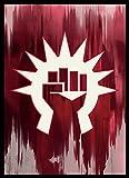 マジック:ザ・ギャザリング プレイヤーズカードスリーブ 『ラヴニカのギルド』 《ボロス軍》 (MTGS-054)