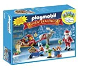 Playmobil Christmas Advent Calendar 5494 フィギュア おもちゃ 人形 (並行輸入)