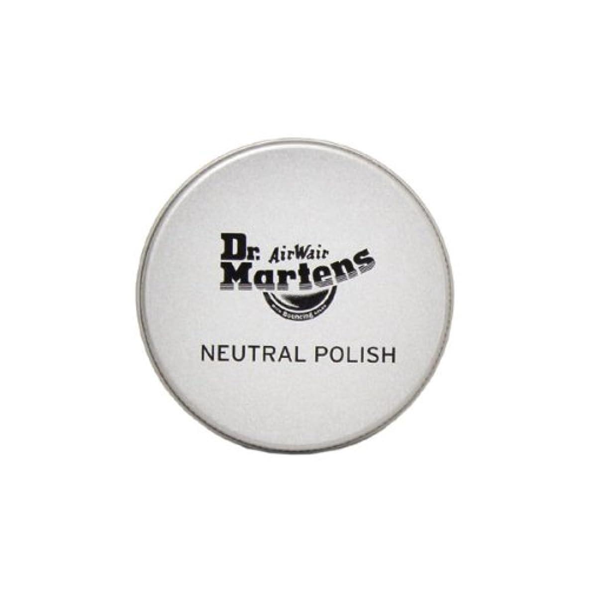 下着農奴歴史家(ドクターマーチン) Dr.Martens NEUTRAL POLISH ニュートラルポリッシュ スムースレザー用