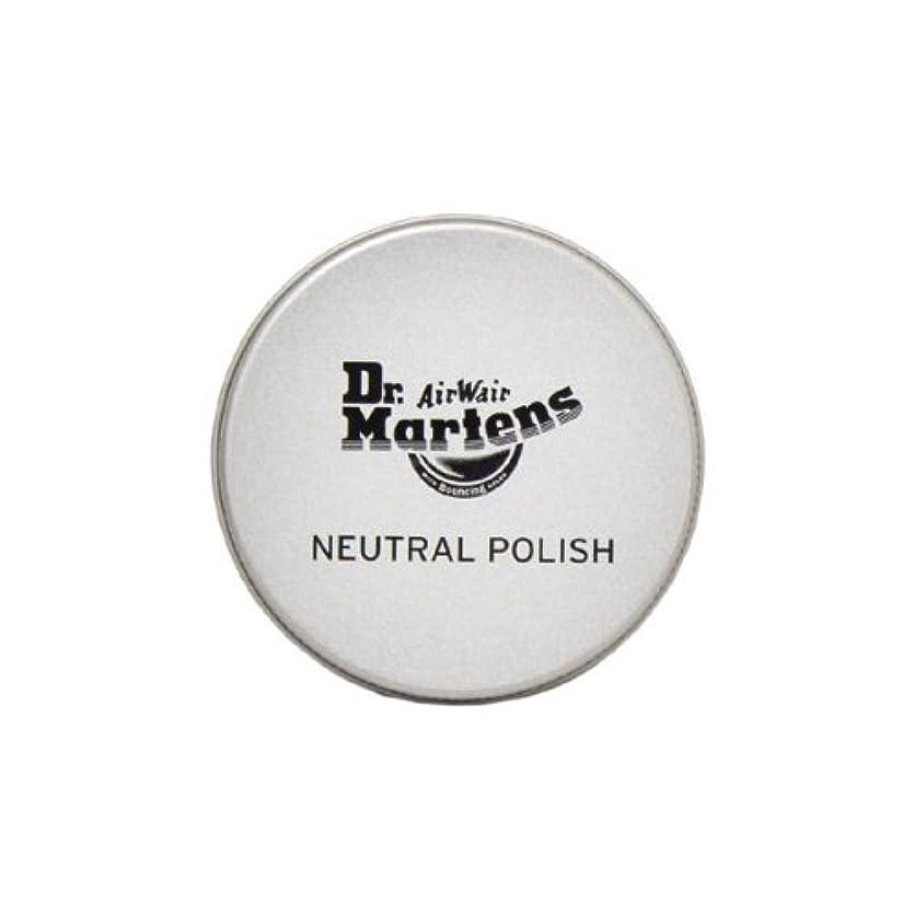 ラッシュスクワイア郵便(ドクターマーチン) Dr.Martens NEUTRAL POLISH ニュートラルポリッシュ スムースレザー用