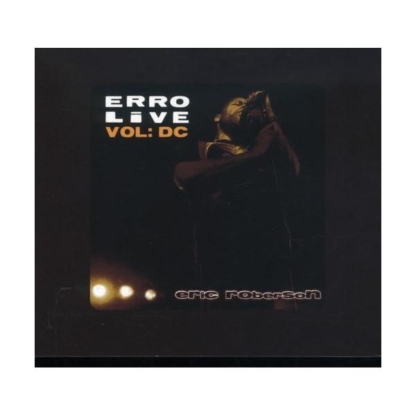 Erro Live Dc [DVD] [Import]の商品画像