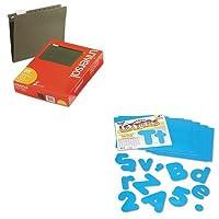 KITTEPT79903UNV14115 - バリューキット - トレンドレディレターカジュアルコンボセット (TEPT79903) ユニバーサルハンギングファイルフォルダー (UNV14115)