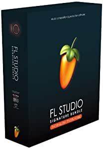 FL STUDIO 10 SIGNATURE BUNDLE