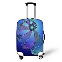 Bigcardesign 伸縮素材 スーツケースカバー S/M/Lサイズ