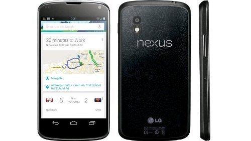 Google Nexus 4 8GB (LG E960) SIM Free - 並行輸入品