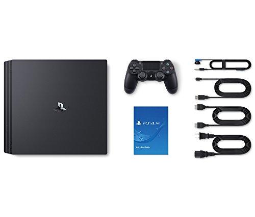 PlayStation 4 Pro ジェット・ブラック 1TB (CUH-7000BB01) 【メーカー生産終了】