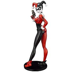 Kotobukiyaバットマン: The Animated Series Harley Quinn ARTFX + Statue Collectible