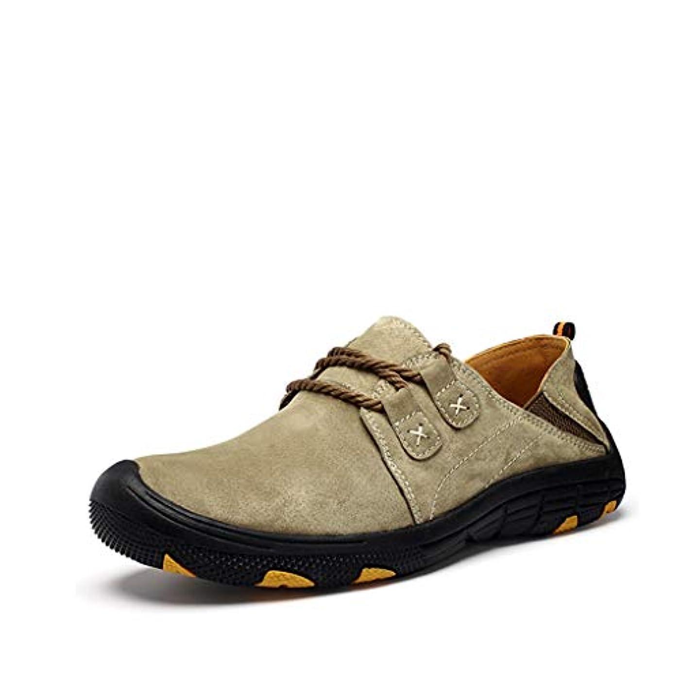 カポック原告反対[SENNIAN] メンズ トレッキングシューズ 登山靴 スニーカー アウトドアシューズ キャンプ 耐磨耗 防滑 軽量 通気性 ウォーキングシューズ ローカット ハイキングシューズ 防撞 運動靴