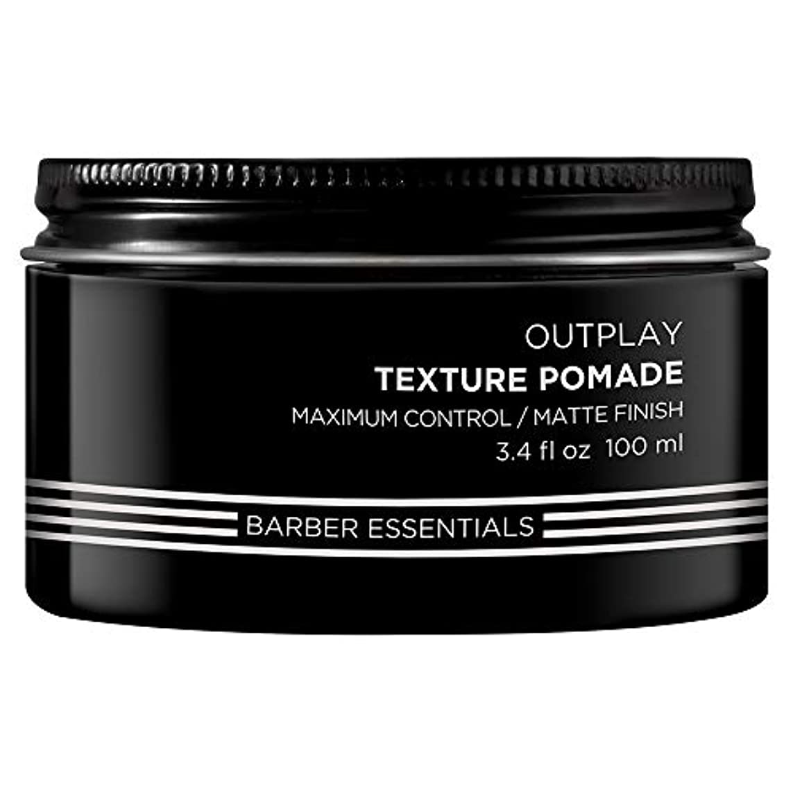 ユーモラス娘識字Brews Outplay Texture Pomade