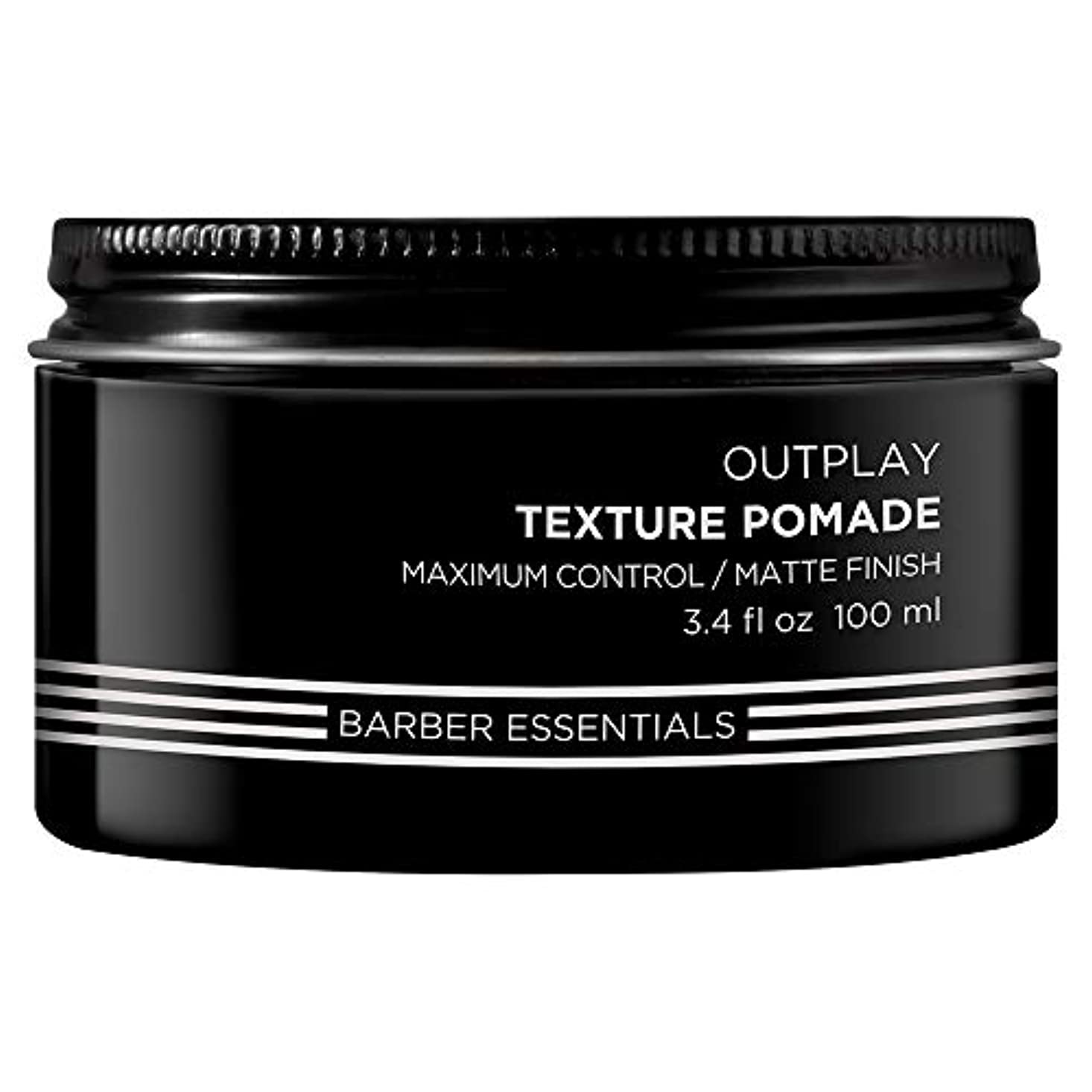有効なマインド暴露Brews Outplay Texture Pomade