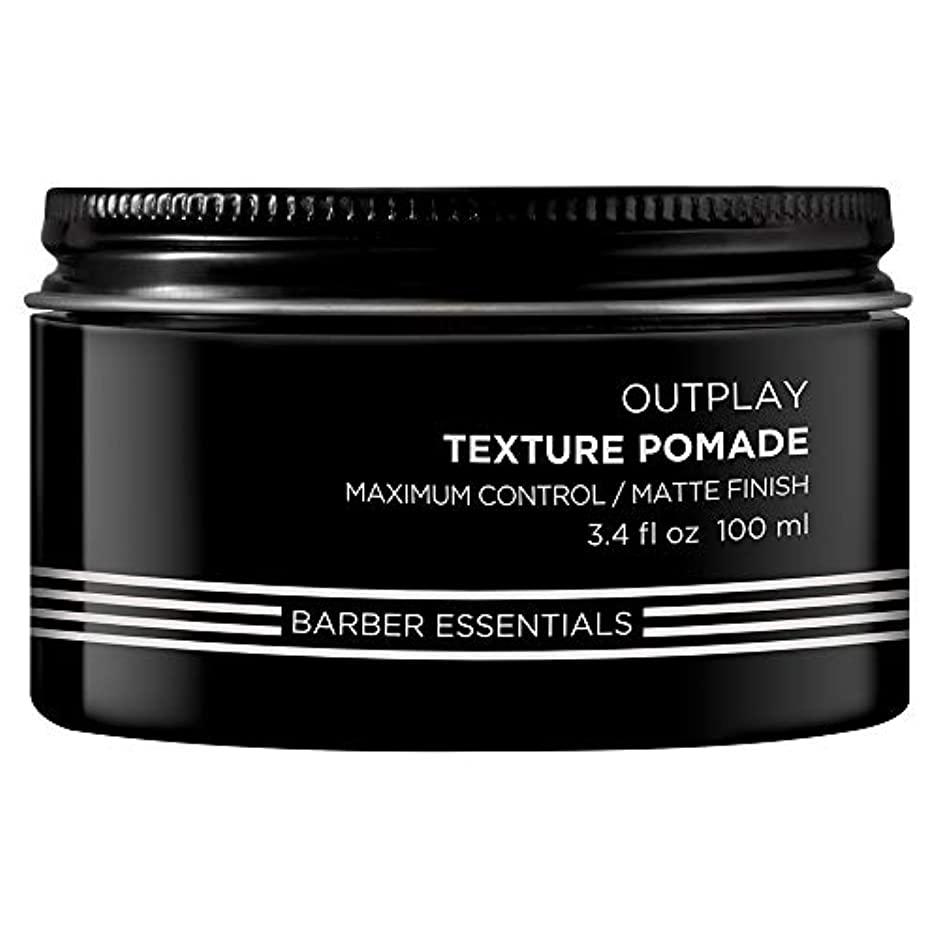 レコーダー愚か集団Brews Outplay Texture Pomade