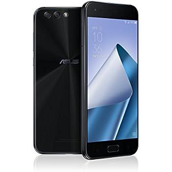 ASUS ZenFone4 ZE554KL 【日本版】ブラック(Snapdragon 660/6GB/64GB/DSDS/5.5インチ/SIMフリー)【正規代理店品】ZE554KL-BK64S6/A