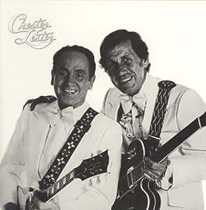 チェスター・レスター&ギター・モンスター