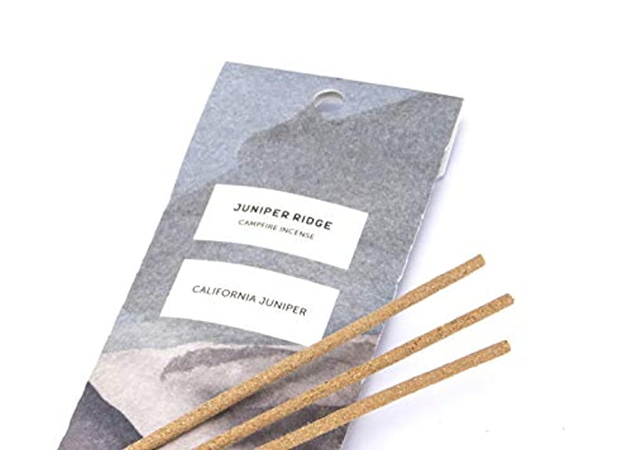 Juniper RidgeキャンプファイヤーIncense、Death Valley