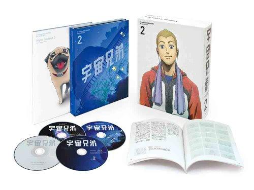 宇宙兄弟 Blu-ray DISC BOX 2