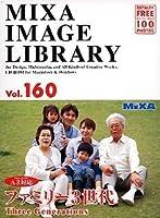 MIXA Image Library Vol.160 ファミリー3世代