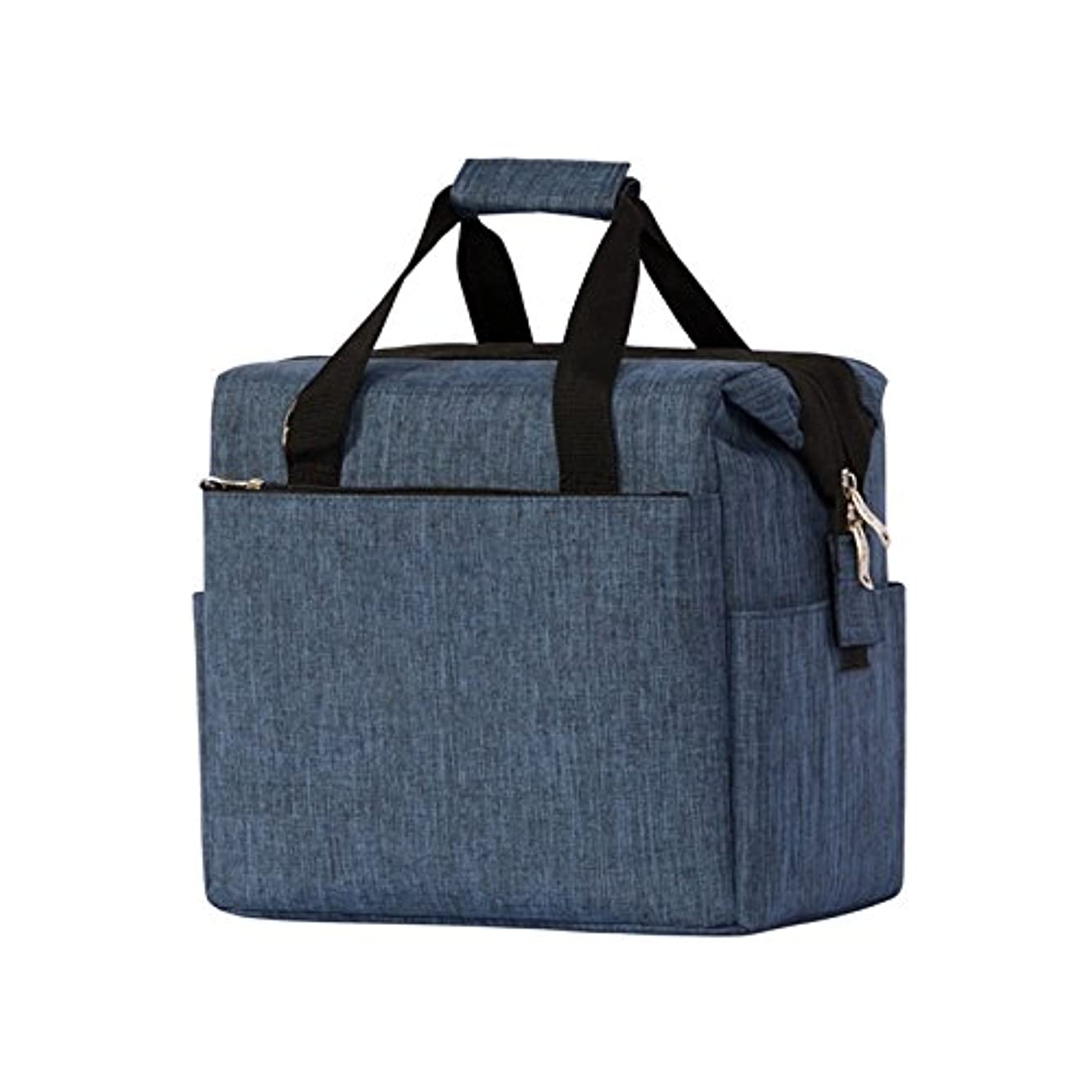 プレビスサイト周波数トンSUSUQI 保冷保温バッグ 大容量クーラーバッグ おしゃれ弁当袋 撥水 多機能 通学 通勤 買い物 旅行 ピクニック アウトドア 手提げ?肩掛け 全3色