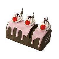 NANIWA お菓子なロールケーキ研ぎ器 チョコ QY-1011