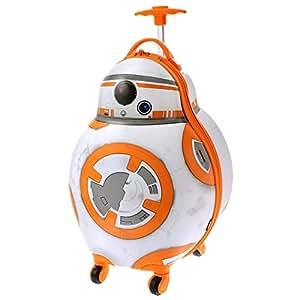 スターウォーズ BB-8 トロリー/キャリーバック/キャリーケース(ディズニー公式 カバン グッズ)
