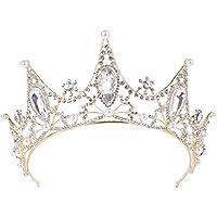 Bridal Tiara Atmosphere Wedding Crown Wedding Hair Accessories Princess Birthday Accessories