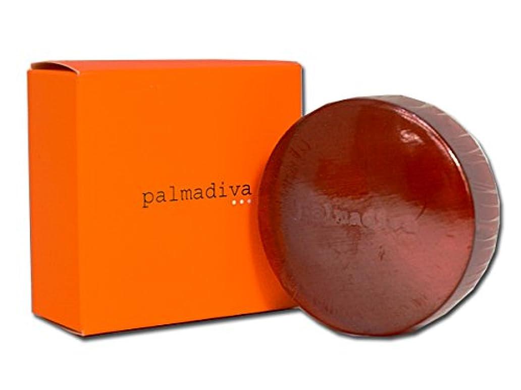 ペスト増幅テナントパルマディーバ リッチルビーソープ 85g