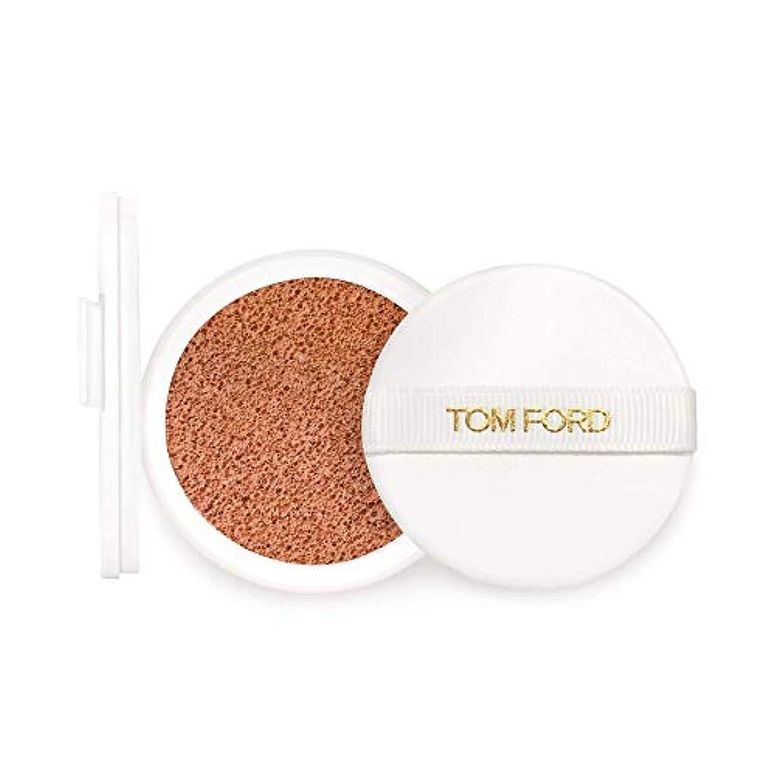 に沿って瞑想する簡潔なトム フォード Soleil Glow Tone Up Hydrating Cushion Compact Foundation SPF40 - # 7.8 Warm Bronze 12g/0.42oz並行輸入品
