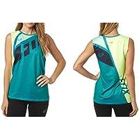 Fox RacingレディースSecaマッスルタンクシャツ US サイズ: L
