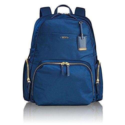 (トゥミ) TUMI 女性のVoyageurカレーバックパックブラック Women`s Voyageur Calais Backpack Black (4 colors) (並行輸入品) (one size, Ocean Blue)